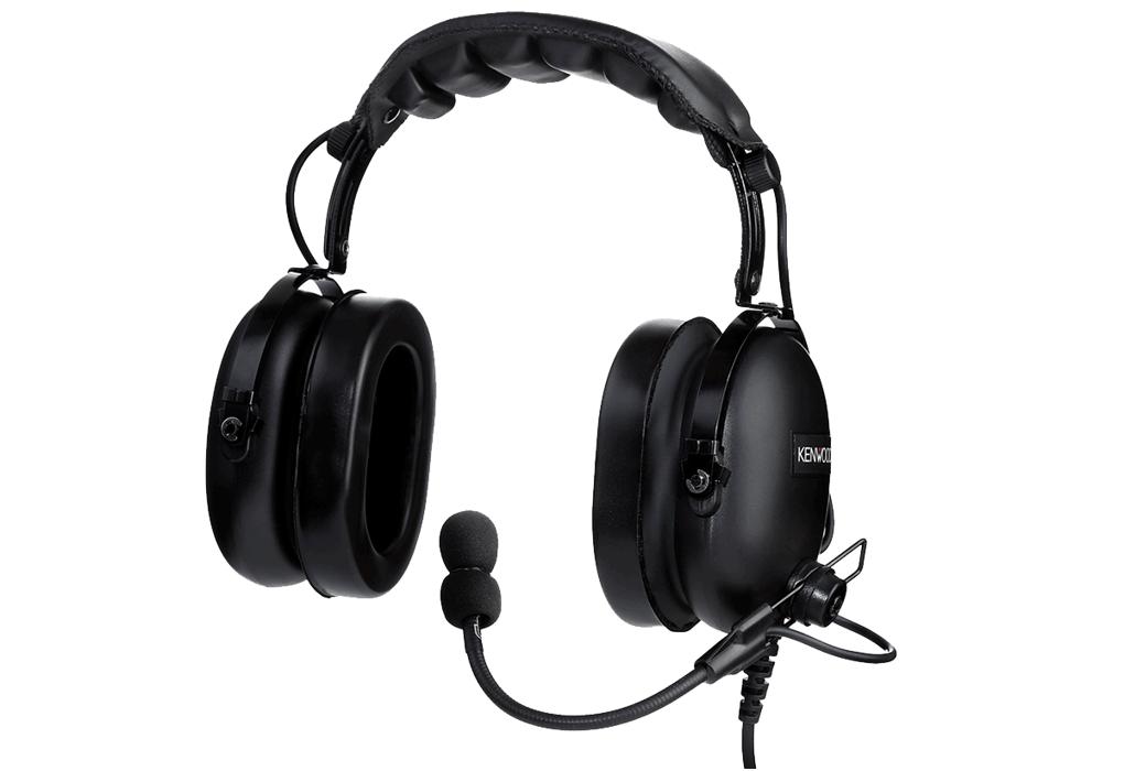 Heavyduty Headset Kenwood KHS-10D-OH
