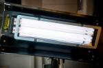Kino Flo Diva-Lite 201 w. True Match® KF55-CFL-Lamps, 2er-Set