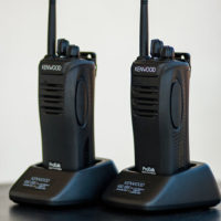 Professionelles Digital-Funkgeräte-Set Kenwood ProTalk TK-3401DE