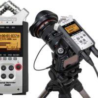 Zoom H-4N Portables Aufnahmegerät