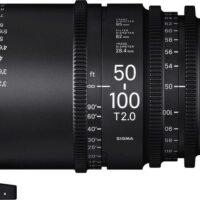 Sigma CINE Objektiv 50-100mm T2.0 (EF-Mount)
